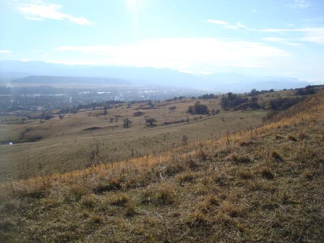 Вид с холма Псебай 2