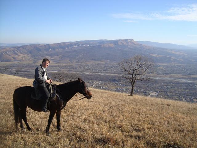 Вид с холма Псебай 3