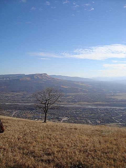 Вид с холма Псебай 5