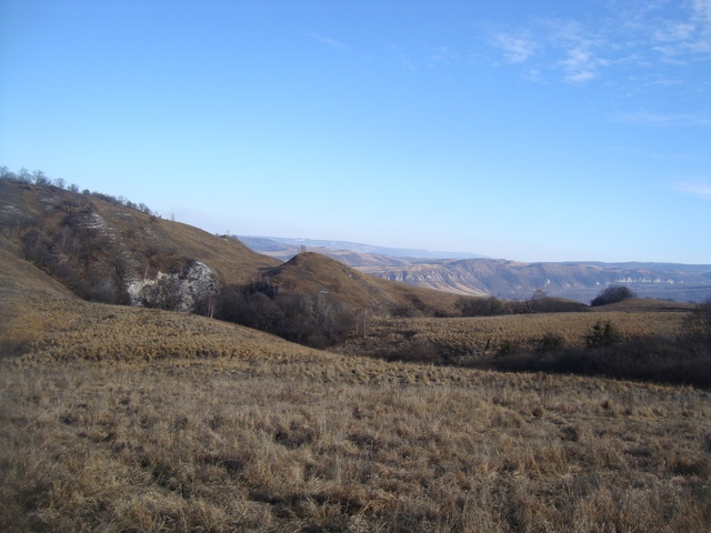 Вид с холма Псебай 7