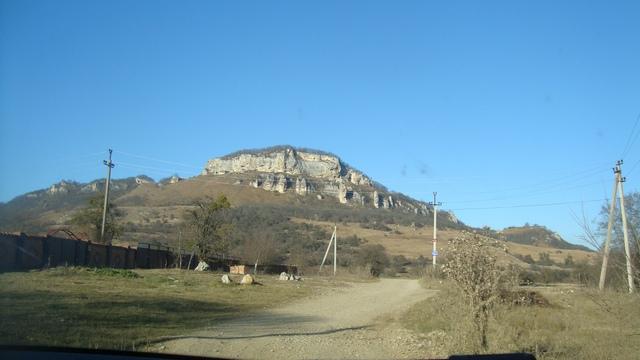Гора Кизинка