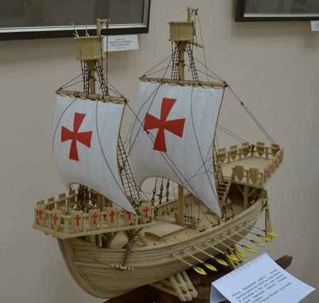 Корабли в Музее