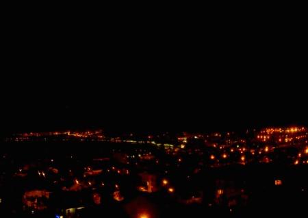 Ночной Геленджик
