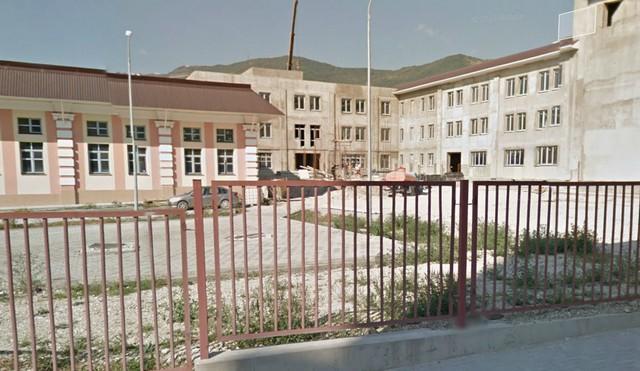 Школа № 6 строительство