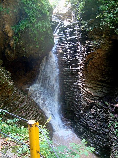 Водопады Руфабго 3