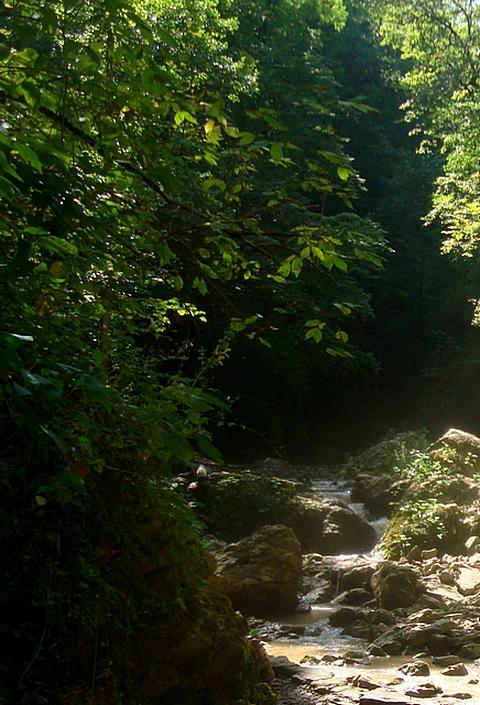 Водопады Руфабго 5