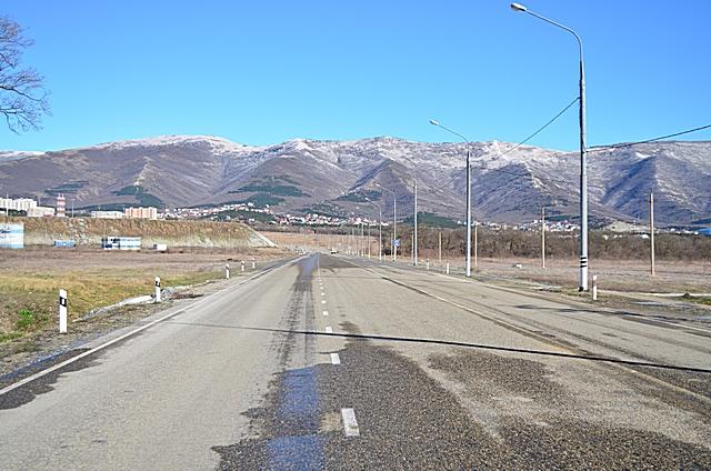 Дороги Геленджика