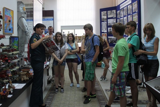 Пожарный музей в Краснодаре 4