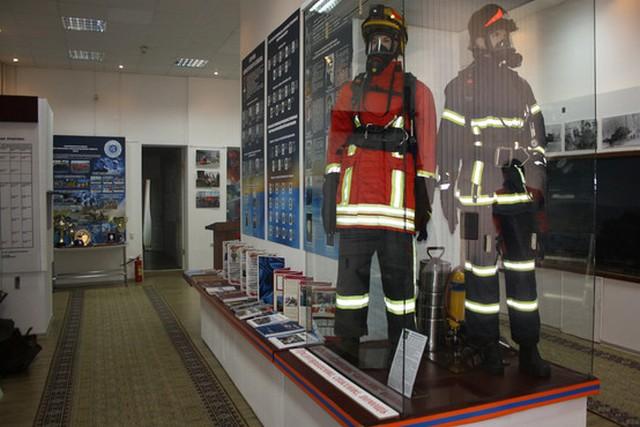 Пожарный музей в Краснодаре