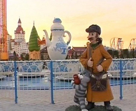 Почтальон Печкин