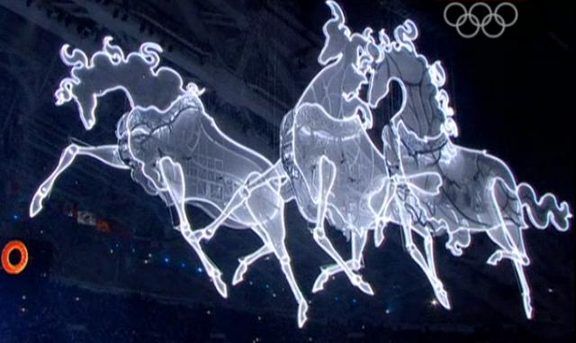 Сочи 2014 Открытие Олимпиады 2