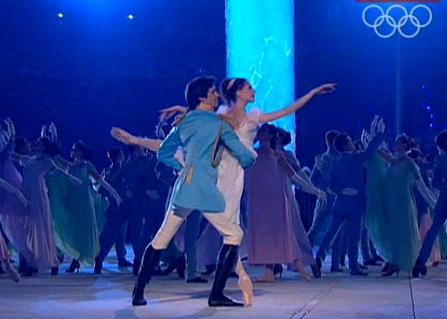 Сочи 2014 Открытие Олимпиады 3