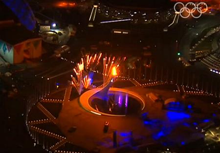 Сочи 2014 Открытие Олимпиады 4