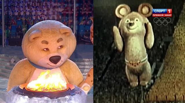 Церемония закрытия Олимпийских игр в Сочи3
