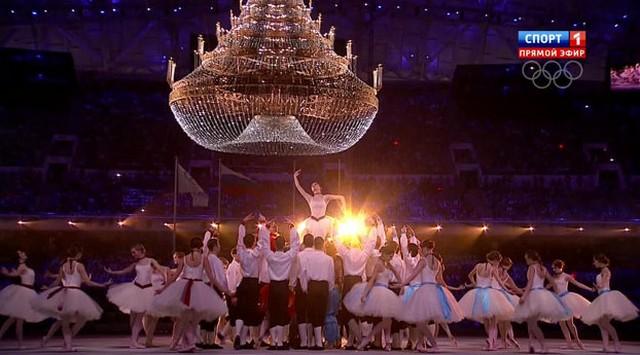 Церемония закрытия Олимпийских игр в Сочи4