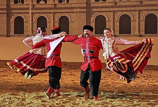 Кубанские казаки 9