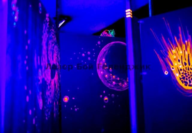 Лазер Бой лабиринт 1
