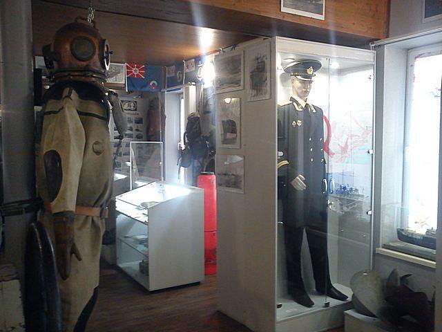 Морской музей третий зал 1