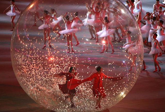 Открытие Паралимпийских игр 1