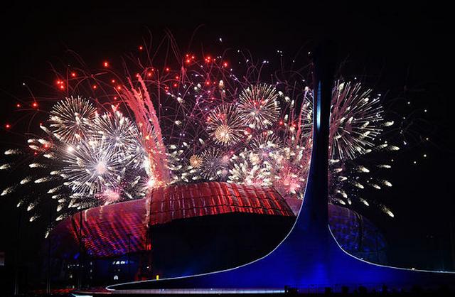 Открытие Паралимпийских игр 10