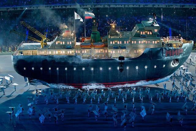 Открытие Паралимпийских игр 4