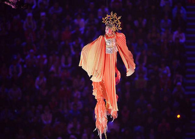 Открытие Паралимпийских игр 5