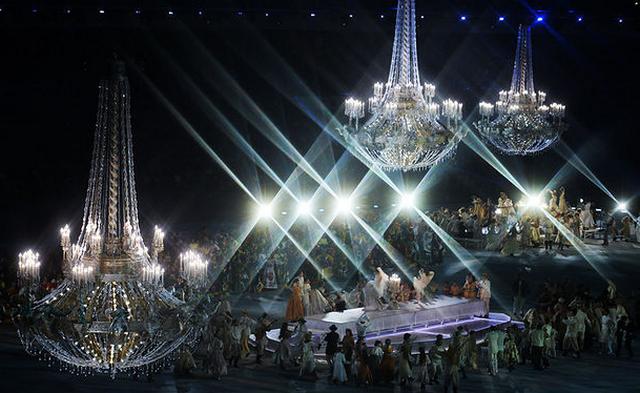 Открытие Паралимпийских игр 7