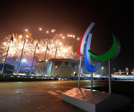 Открытие Паралимпийских игр