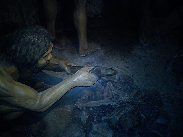 Пещера 8