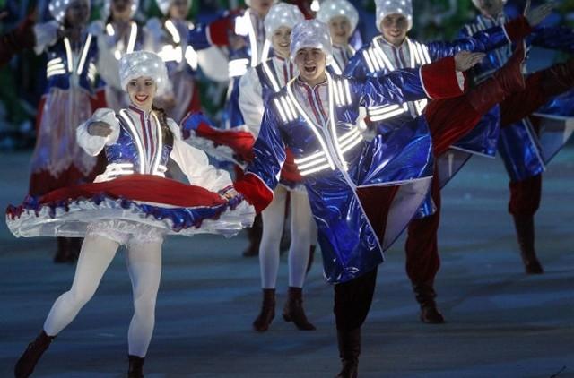 Церемония закрытия паралимпийских игр  в Сочи 2014 11