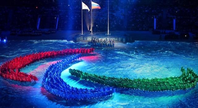 Церемония закрытия паралимпийских игр  в Сочи 2014 9