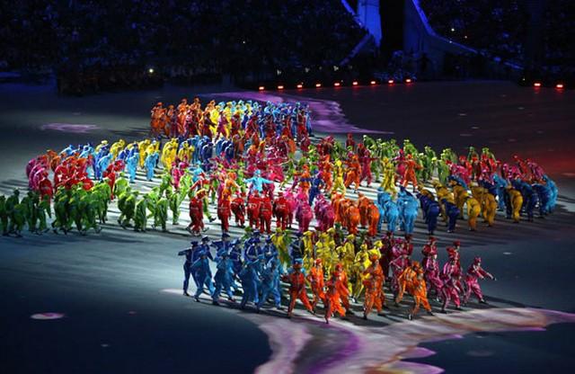 Церемония закрытия паралимпийских игр 3