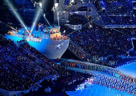 Церемония закрытия паралимпийских игр 4
