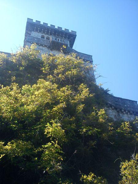 Ахун - смотровая башня