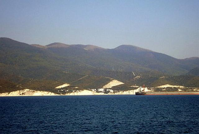 Новороссийск - морские прогулки 10