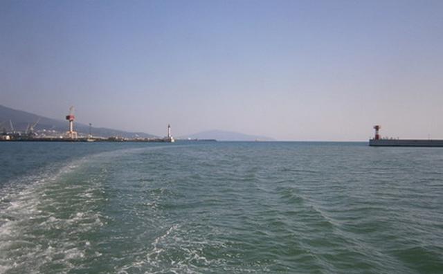Новороссийск - морские прогулки 7