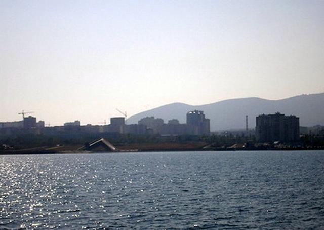 Новороссийск - морские прогулки 8