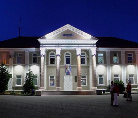 Ночь музеев в Геленджике