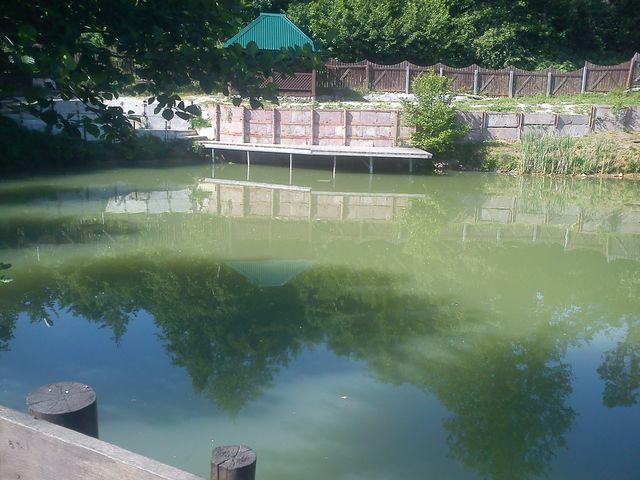 Озеро на Малом Ахуне 3