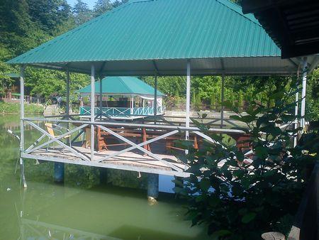 Озеро на Малом Ахуне 4