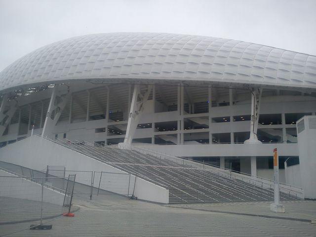 Олимпийский парк Сочи - 1