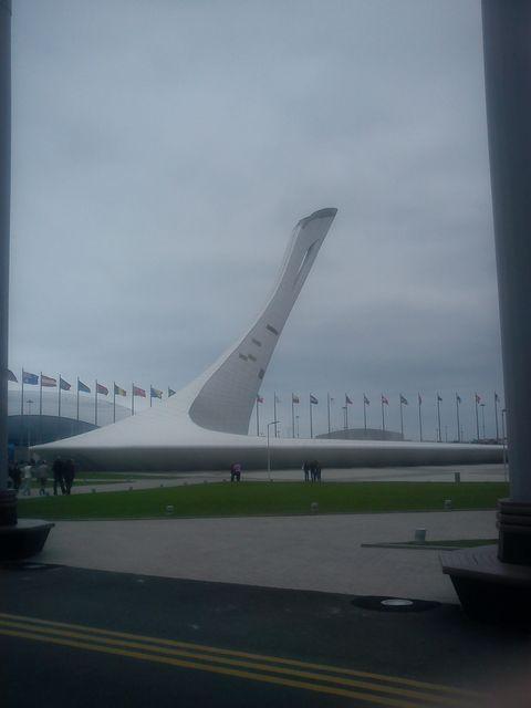 Олимпийский парк Сочи -  3