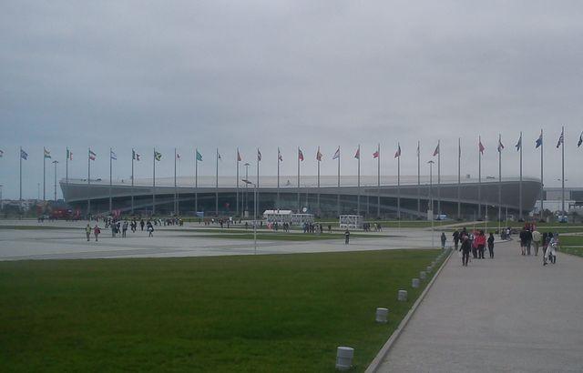 Олимпийский парк Сочи -  4