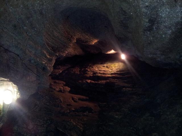 Ахштырская пещера Сочи 5
