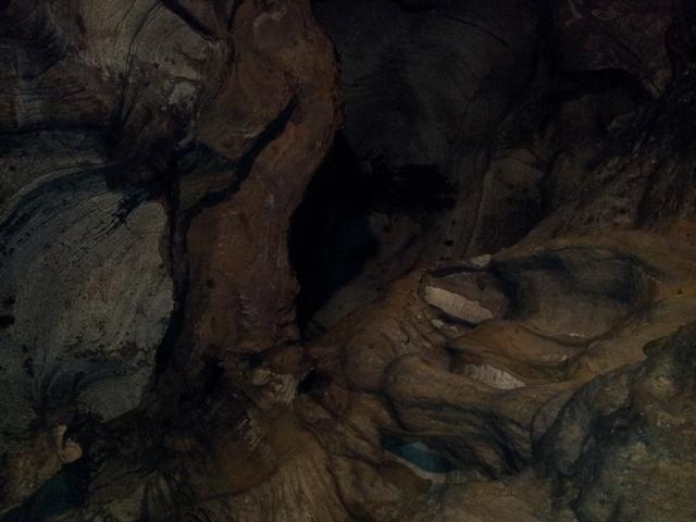 Ахштырская пещера Сочи 9