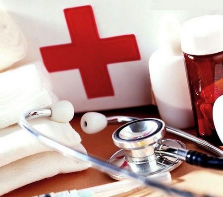 Больницы и полкилиники Геленджика