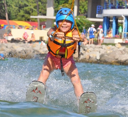 Воднолыжный парк Анапа