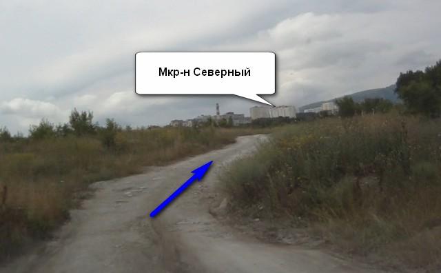 Дорога Туристическая - Солнцедарская 5