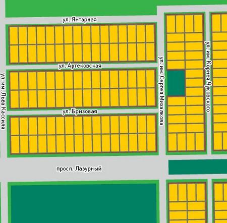 Земельный участки для многодеток Краснодара