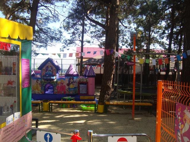 Мульт-парк в Геленджике 3